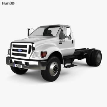 2011 Ford F-650 for sale at DOABA Motors in San Jose CA