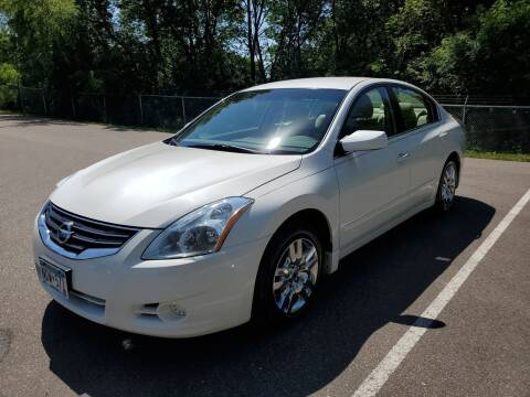 2012 Nissan Altima for sale at Ace Auto in Jordan MN