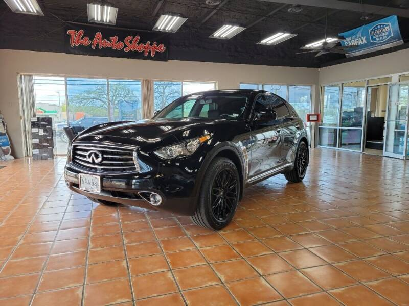 2014 Infiniti QX70 for sale at The Auto Shoppe in Springfield MO