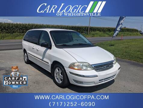 2003 Ford Windstar for sale at Car Logic in Wrightsville PA