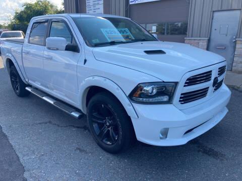 2014 RAM Ram Pickup 1500 for sale at 222 Newbury Motors in Peabody MA
