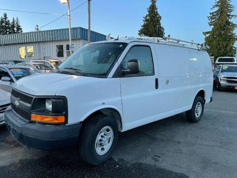 2015 Chevrolet Express Cargo for sale at Real Deal Cars in Everett WA