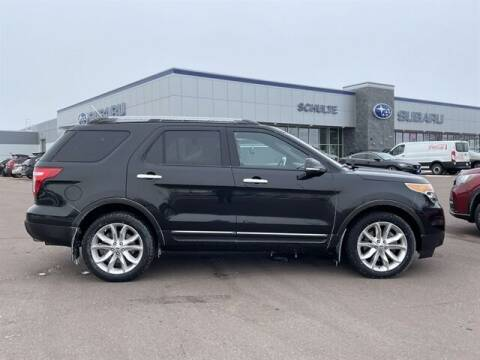 2015 Ford Explorer for sale at Schulte Subaru in Sioux Falls SD