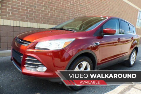 2015 Ford Escape for sale at Macomb Automotive Group in New Haven MI