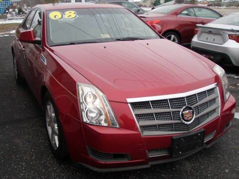 2008 Cadillac CTS for sale at Autoworks in Mishawaka IN