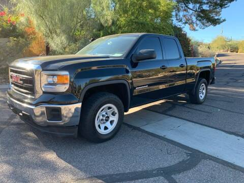 2015 GMC Sierra 1500 for sale at BUY RIGHT AUTO SALES in Phoenix AZ