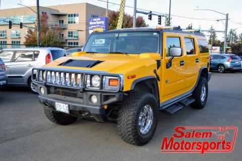 2003 HUMMER H2 for sale at Salem Motorsports in Salem OR