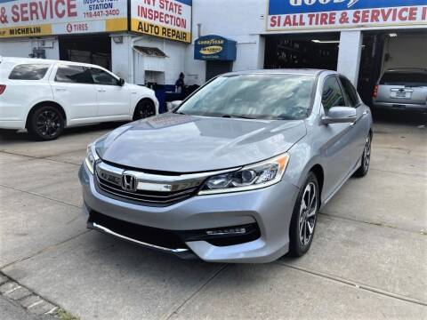 2016 Honda Accord for sale at US Auto Network in Staten Island NY
