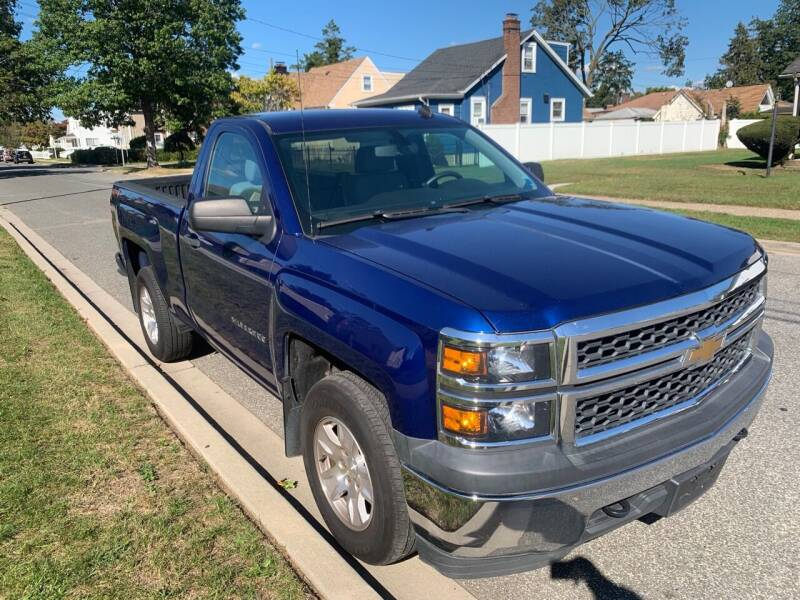 2014 Chevrolet Silverado 1500 for sale at First Choice Automobile in Uniondale NY