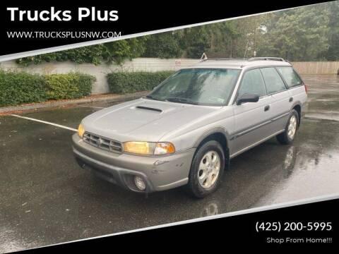 1999 Subaru Legacy for sale at Trucks Plus in Seattle WA