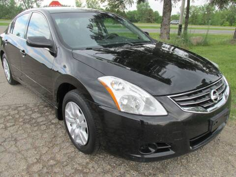 2012 Nissan Altima for sale at Buy-Rite Auto Sales in Shakopee MN