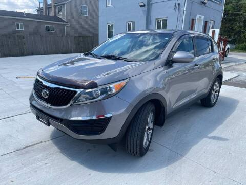 2015 Kia Sportage for sale at Tiger Auto Sales in Columbus OH