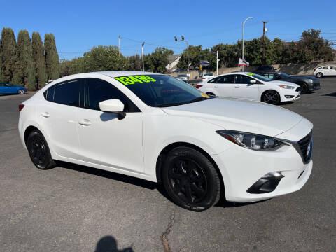 2015 Mazda MAZDA3 for sale at Blue Diamond Auto Sales in Ceres CA
