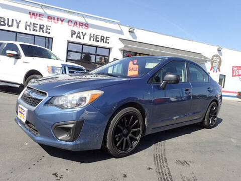 2013 Subaru Impreza for sale at Tommy's 9th Street Auto Sales in Walla Walla WA