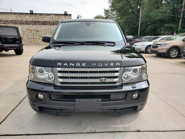 2008 Land Rover Range Rover Sport for sale at Great Ways Auto Finance in Redford MI