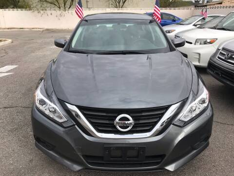2018 Nissan Altima for sale at CASH OR PAYMENTS AUTO SALES in Las Vegas NV