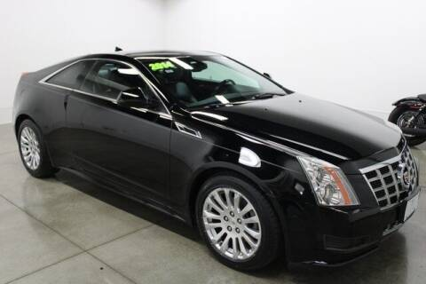 2014 Cadillac CTS for sale at Bob Clapper Automotive, Inc in Janesville WI