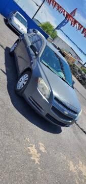 2008 Chevrolet Malibu for sale at Juniors Auto Sales in Tucson AZ