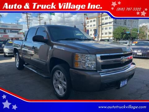2007 Chevrolet Silverado 1500 for sale at Auto & Truck Village Inc. in Van Nuys CA