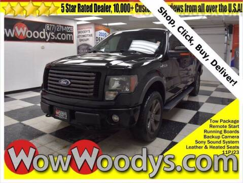 2011 Ford F-150 for sale at WOODY'S AUTOMOTIVE GROUP in Chillicothe MO
