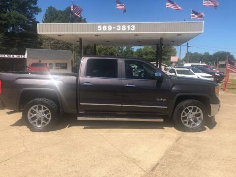 2015 GMC Sierra 1500 for sale at BOB SMITH AUTO SALES in Mineola TX