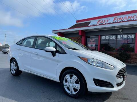 2014 Ford Fiesta for sale at Premium Motors in Louisville KY