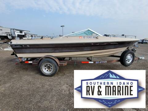 1985 BARETTA 19' 250 MERCRUISER for sale at SOUTHERN IDAHO RV AND MARINE in Jerome ID
