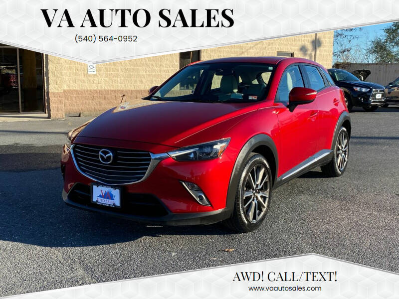 2016 Mazda CX-3 for sale at Va Auto Sales in Harrisonburg VA
