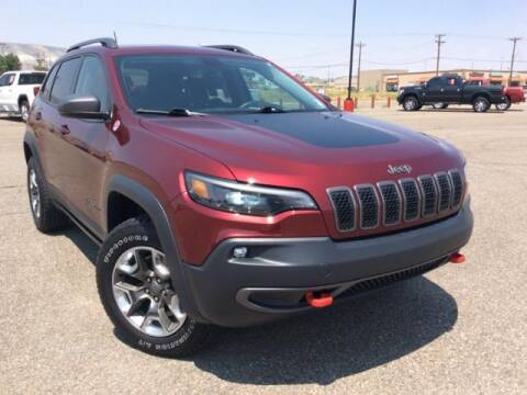 2019 Jeep Cherokee for sale at Rocky Mountain Commercial Trucks in Casper WY
