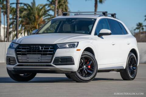 2020 Audi Q5 for sale at Euro Auto Sales in Santa Clara CA