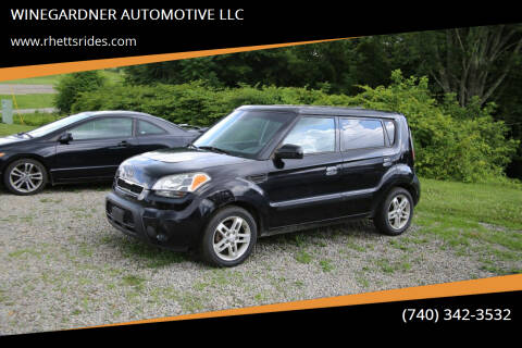2010 Kia Soul for sale at WINEGARDNER AUTOMOTIVE LLC in New Lexington OH