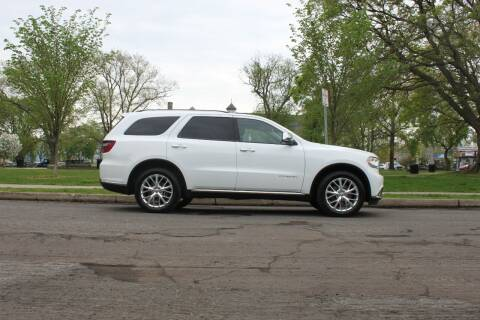 2014 Dodge Durango for sale at Lexington Auto Club in Clifton NJ