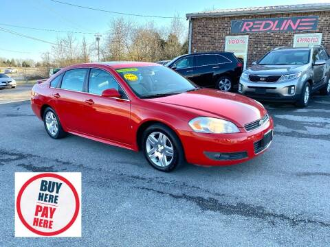 2009 Chevrolet Impala for sale at Redline Motorplex,LLC in Gallatin TN