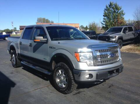2013 Ford F-150 for sale at Bruns & Sons Auto in Plover WI