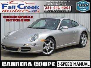 2006 Porsche 911 for sale at Fall Creek Motor Cars in Humble TX