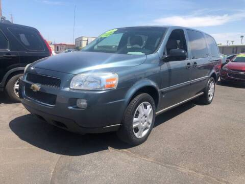 2007 Chevrolet Uplander for sale at Ideal Cars - SERVICE in Mesa AZ