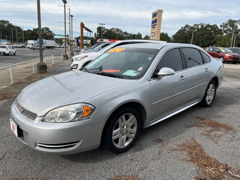 2016 Chevrolet Impala Limited for sale at Gulf South Automotive in Pensacola FL