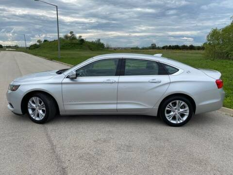 2015 Chevrolet Impala for sale at Cj king of car loans/JJ's Best Auto Sales in Troy MI