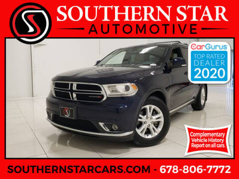 2014 Dodge Durango for sale at Southern Star Automotive, Inc. in Duluth GA