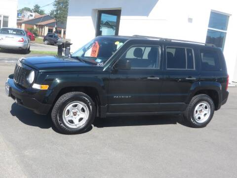 2013 Jeep Patriot for sale at Price Auto Sales 2 in Concord NH