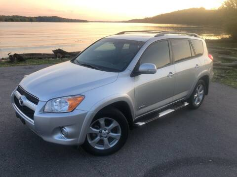 2012 Toyota RAV4 for sale at Wave Wholesale LLC in Gallatin TN