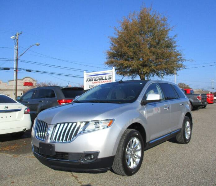 2011 Lincoln MKX for sale at Kendall's Used Cars 2 in Murray KY