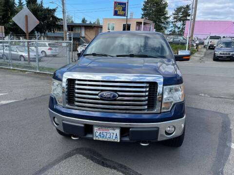 2010 Ford F-150 for sale at SNS AUTO SALES in Seattle WA