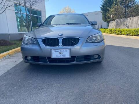 2005 BMW 5 Series for sale at Super Bee Auto in Chantilly VA