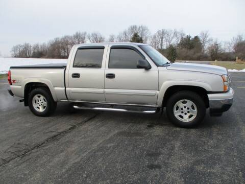 2007 Chevrolet Silverado 1500 Classic for sale at Crossroads Used Cars Inc. in Tremont IL