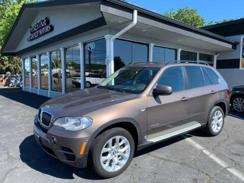 2012 BMW X5 for sale at Prestige Pre - Owned Motors in New Windsor NY