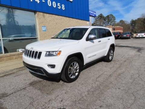 2015 Jeep Grand Cherokee for sale at 1st Choice Autos in Smyrna GA