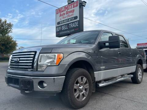 2011 Ford F-150 for sale at Unlimited Auto Group in West Chester OH