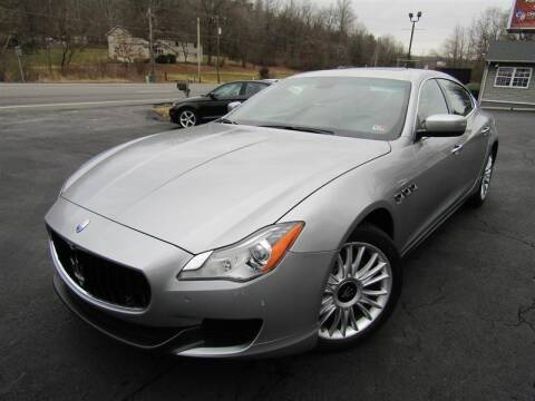 2014 Maserati Quattroporte for sale at Guarantee Automaxx in Stafford VA