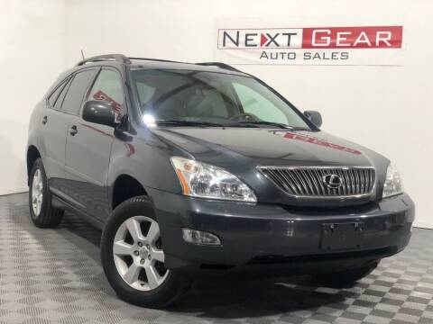 2005 Lexus RX 330 for sale at Next Gear Auto Sales in Westfield IN